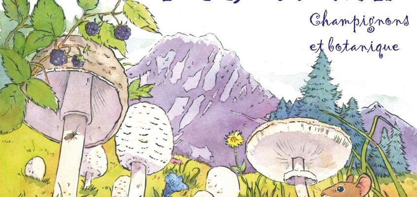 12è fête Mycologique de Lus la Croix Haute